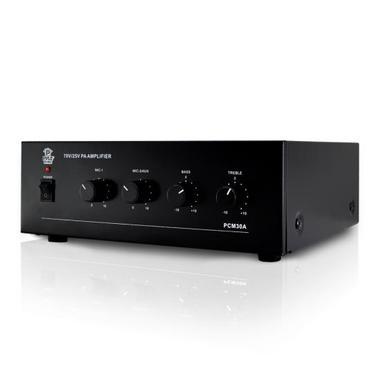 Pyle-Home PCM30A 60 Watt Power Amplifier w/ 25 & 70 Volt Output Thumbnail 1