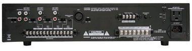 Pyle-Home PCM60A 100 Watt Power Amplifier w/ 25 & 70 Volt Output Thumbnail 3