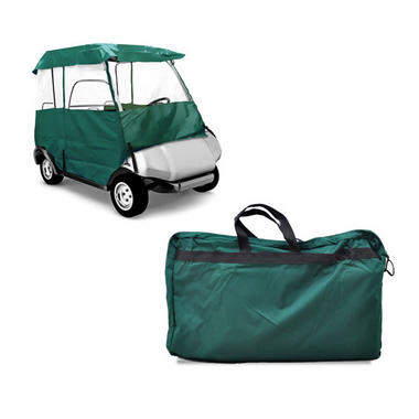 PYLE PCVGCE36 DELUXE 4-SIDE GOLF CART ENCLOSURE, 2 PAS Thumbnail 3