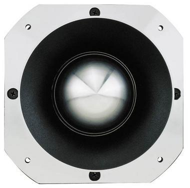 "Pyle PDBT58 5"" Super Heavy Duty Titanium 4 Ohm Car Home Pro Audio 1000w Tweeter Thumbnail 1"
