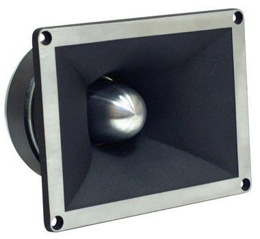 Pyle-Pro PDBT78 4x5 inch Bullet Horn Super Tweeter Driver SPL Pro Audio Thumbnail 1