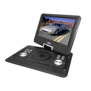 "Pyle-Home PDH14 14""Portable Tft/Lcd Monitor W/ Dvd Thumbnail 1"