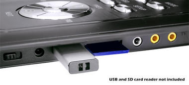 "Pyle-Home PDH14 14""Portable Tft/Lcd Monitor W/ Dvd Thumbnail 4"