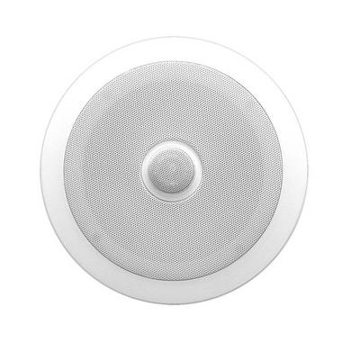 "Pyle Home 6.5"" Pair Of 2-Way In Ceiling Wall HiFi Speakers Flush Mount White Thumbnail 3"