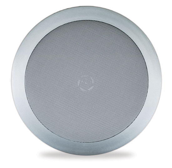Pyle Home PDIC81RDSL 8-Inch 2-Way In-Ceiling Built-in Speaker System Silver Thumbnail 3
