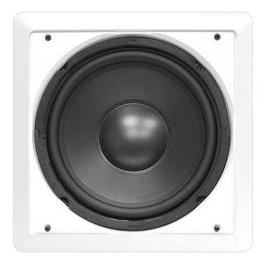 "In Wall Inwall Hi Fi Surround Sound Subwoofer 10"" 5.1 7.1 Sub Cinema Speaker Thumbnail 4"