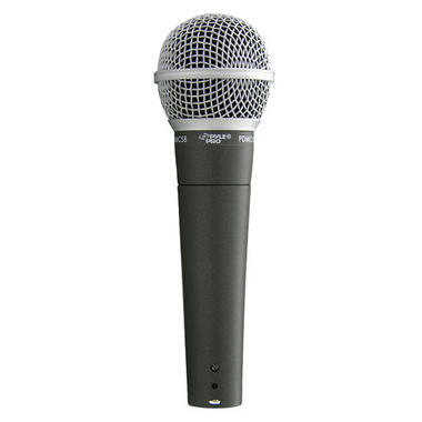 Pyle-Pro PDMIC58 Professional Moving Coil Dynamic Handheld Microphone Thumbnail 1