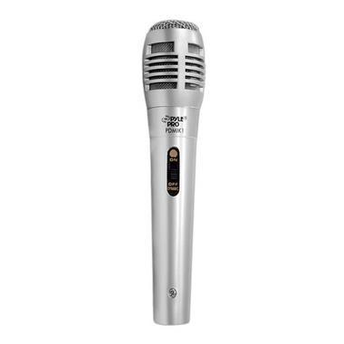 Pyle-Pro PDMIK1 Professional Moving Coil Dynamic Handheld Microphone Thumbnail 1