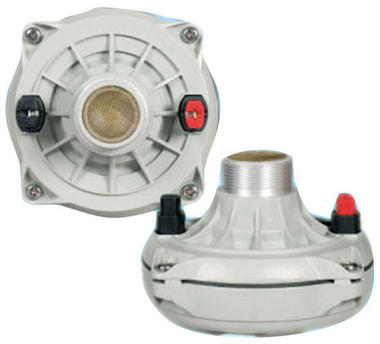 PDS432 Cloth Diaprahgm Horn Screw On Type Compression Driver Tweeter 8 Ohm 500w Thumbnail 1