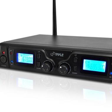 PYLE-PRO PDWM3360 UHF WIRELESS MICROPHONE SYSTEM Thumbnail 4