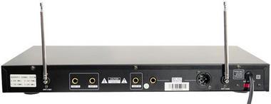 PYLE-PRO PDWM5000 - 4 Mic VHF Wireless Microphone System Thumbnail 3