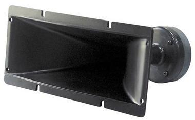 Pyle-Pro PH391 200 Watt Compression Horn Tweeter (4'' x 10'') Thumbnail 1