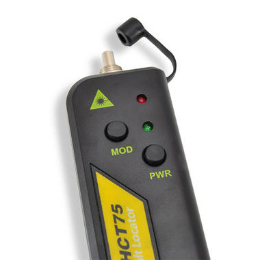 PHCT75 Visual Fault Locator Cable Tester Detector W/ Connector for Fiber Optics Thumbnail 3