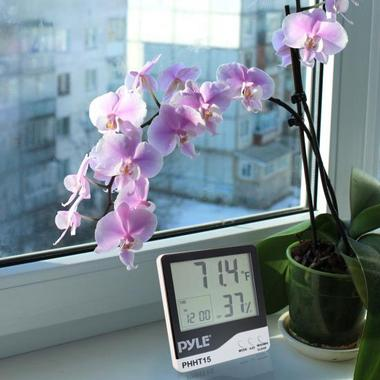 Pyle PHHT15 Digital Hygro Thermometer Humidity Meter Indoor Weather Station Thumbnail 7