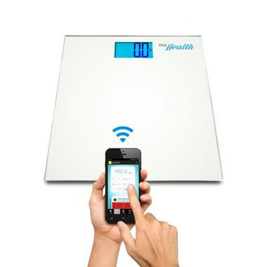 Pyle PHLSCBT2WT Bluetooth Digital Weight Scale Wireless Data Transfer + App Thumbnail 1