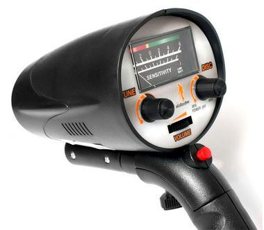 Pyle PHMD1 Metal Detector Adjustable Sensitivity Discrimination & Headphone Jack Thumbnail 3
