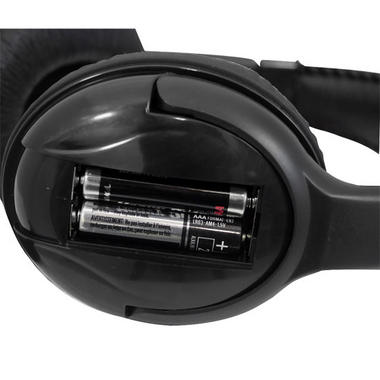 Pyle-Home PHPW2 FM Hi-fi Wireless Headphones with Extreme Bass Thumbnail 4