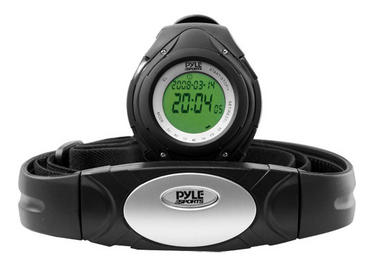 Pyle PHRM38BK Heart Rate Monitor Sports Running Jogging Training Watch Thumbnail 7