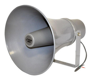 """Pyle-Home PHSP121T 11"""" Indoor/Outdoor 70 Volt 30W Pa Horn Thumbnail 1"""