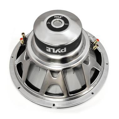 "Pyle PL1090BL 10"" Inch 1000w Car Audio Subwoofer Driver Sub Bass Speaker Woofer Thumbnail 3"