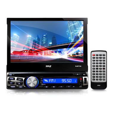 "PYLE PLBT73G 7"" DVD INDASH GPS  RECEIVER BLUETOOTH Thumbnail 1"