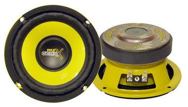 "Pyle Gear 5"" 13cm 130mm 200w Mid Bass Driver Car Door Shelf Sub Speaker (x1) Thumbnail 1"