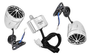 Pyle PLMCA31BT 400w Motorcycle WeatherProof Bluetooth Speakers Amplifier System Thumbnail 4