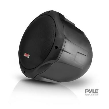 Pyle PLMRB85 8 inch 600W 2-Way Marine Wake Board Tower Pod Speakers Pair Thumbnail 3