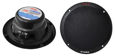 """Pyle PLMRKT2B 2 Channel 400w WaterProof Micro Marine Amplifier & 6.5"""" Speakers Thumbnail 4"""