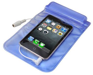 "Pyle PLMRKT4A 4 Ch WaterProof MP3/iPod Amplified 6.5"" Marine Speaker System Thumbnail 5"