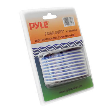 Pyle PLMRSW50 18 Gauge 50 FT Stereo Marine Grade Speaker Wire Thumbnail 4