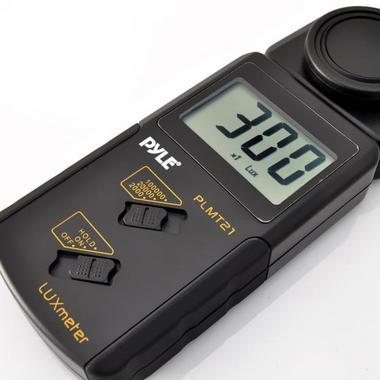 Pyle PLMT21 Handheld Lux Light Meter Photometer with 20000 Lux Range Per Second Thumbnail 4