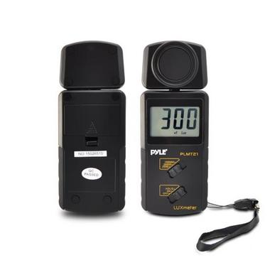 Pyle PLMT21 Handheld Lux Light Meter Photometer with 20000 Lux Range Per Second Thumbnail 3