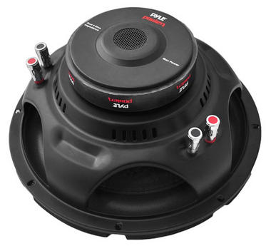 "Pyle PLPW15D 15"" Inch 2000w Car Audio Subwoofer Driver Sub Bass Speaker Woofer Thumbnail 3"