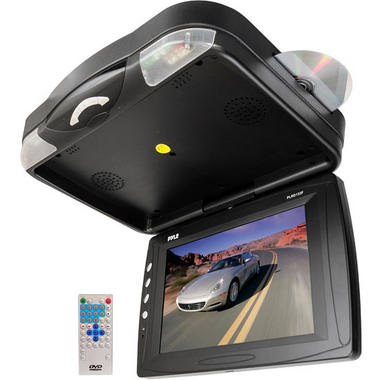Pyle PLRD133F 12.1'' Roof Mount TFT LCD Monitor w/ Built-In DVD Player Thumbnail 1