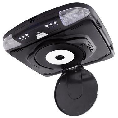 PLRD92 9'' FlipDown RoofMount Monitor & DVD Player Wireless IR & FM Modulator Thumbnail 3