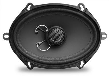 Pyle PLSL5702 5'' x 7'' 6'' x 8'' 180w Slim Mount Two-Way Coaxial Speakers Thumbnail 4
