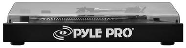 Pyle PLTTB3U Belt Drive USB Turntable With Recording & Digital Software Thumbnail 6