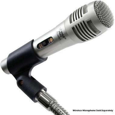 Pyle-Pro PMKS8 U-Base Gooseneck Desktop Microphone Stand Thumbnail 3