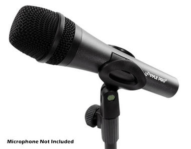 PYLE-PRO PMKSDT25 Adjustable Desktop Tripod Microphone Stand Thumbnail 5