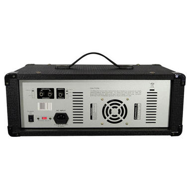 Pyle PMX802M 8 Channel 800w Powered Active Amplified DJ Mixer Amp MP3 USB Thumbnail 4