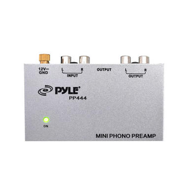 PYLE-PRO PP444 Ultra Compact Phono Turntable Preamp Thumbnail 4