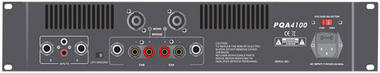 Pyle-Pro PQA4100 19'' Rack Mount 4100 Watts Professional Power Amplifier W/Digital SMT Technology Thumbnail 3