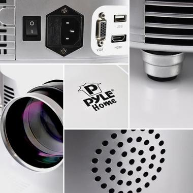 PYLE-HOME PRJD907 LED PROJECTOR Thumbnail 3