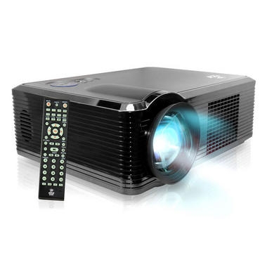 """Pyle-Home PRJLE33 Portable Led Projector Up To 100"""" Hdmi Thumbnail 1"""