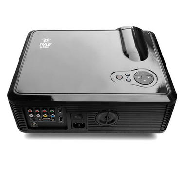 """Pyle-Home PRJLE33 Portable Led Projector Up To 100"""" Hdmi Thumbnail 3"""