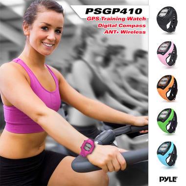 Pyle PSGP410GN Digital GPS Navigation Sports Training Watch ANT & E-compass Thumbnail 3