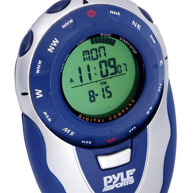 Pyle Sports Marathon Runners Running Training Watch Pacer Chronograph Timer Thumbnail 3