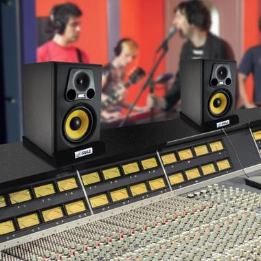 Pyle PSI03 Acoustic Sound Proofing Deadening Vibration Isolation Speaker Base Thumbnail 6