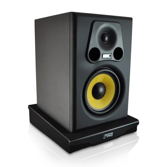 Pyle PSI06 Acoustic Sound Proofing Deadening Vibration Isolation Speaker Base Thumbnail 3